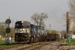 NS 8345 C40-8W