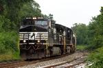 NS 9332 C40-9W