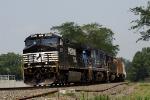 NS 9597 C40-9W