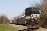NS 9666 C40-9W