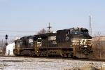 NS 9714 C40-9W