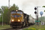 UP 4061 SD70M