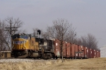 UP 4371 SD70M