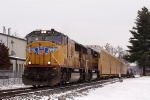 UP 4626 SD70M