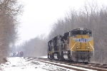 UP 8366  SD70ACe