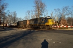WHAT!!!! SD40-2 on RF&P Cabsignalled Territory?? CSX NEVER does this much