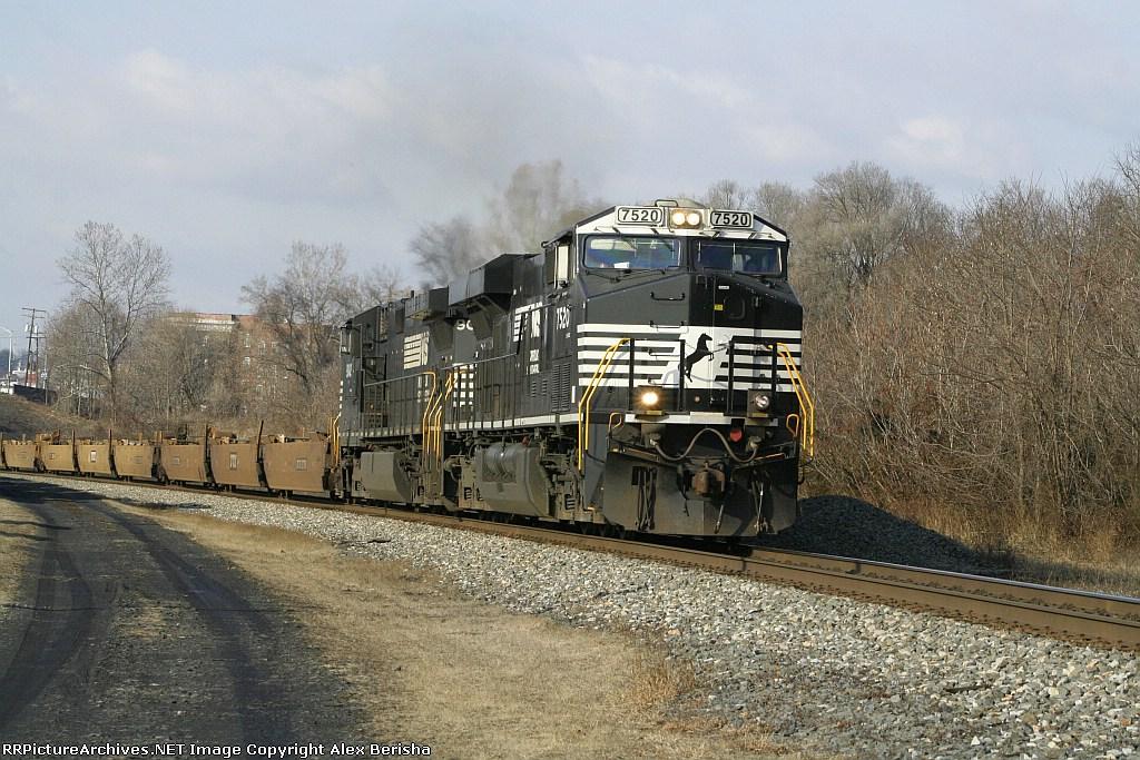NS 7520 23R