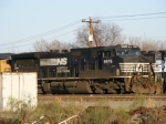 NS 8976 sits in NSs Augusta Yard