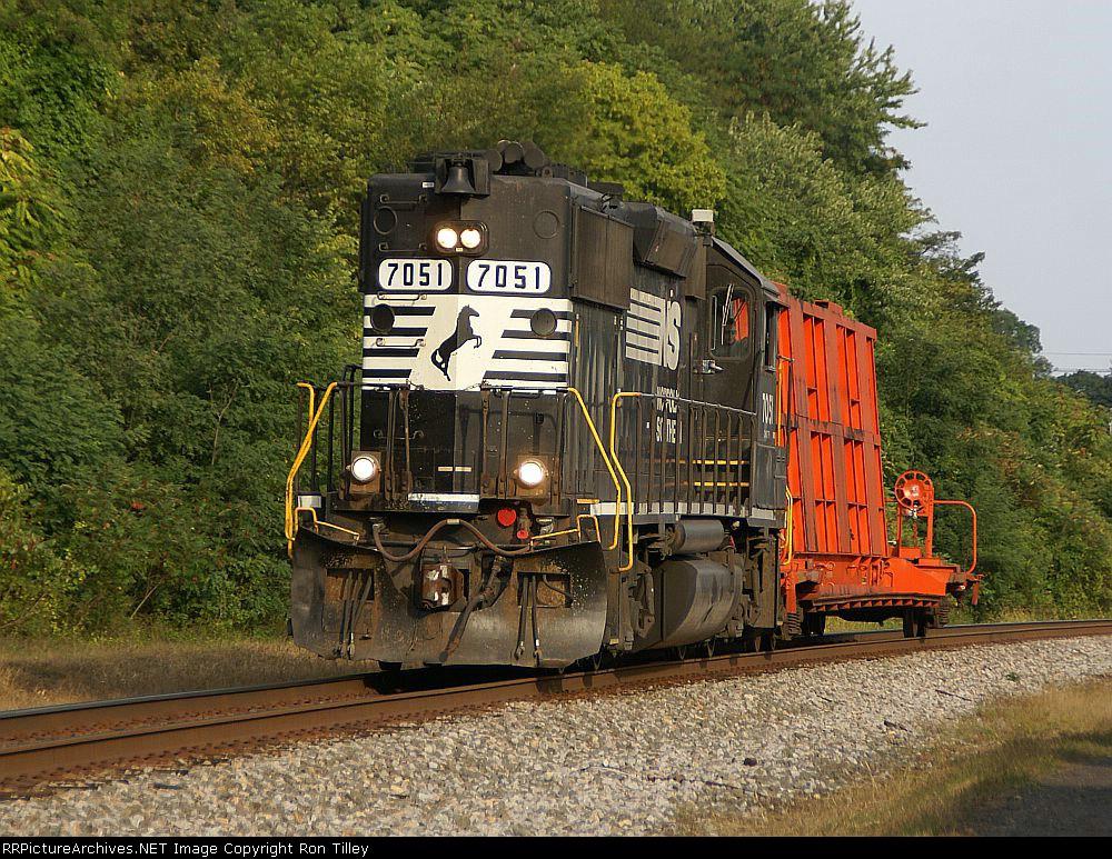 95M Work Train