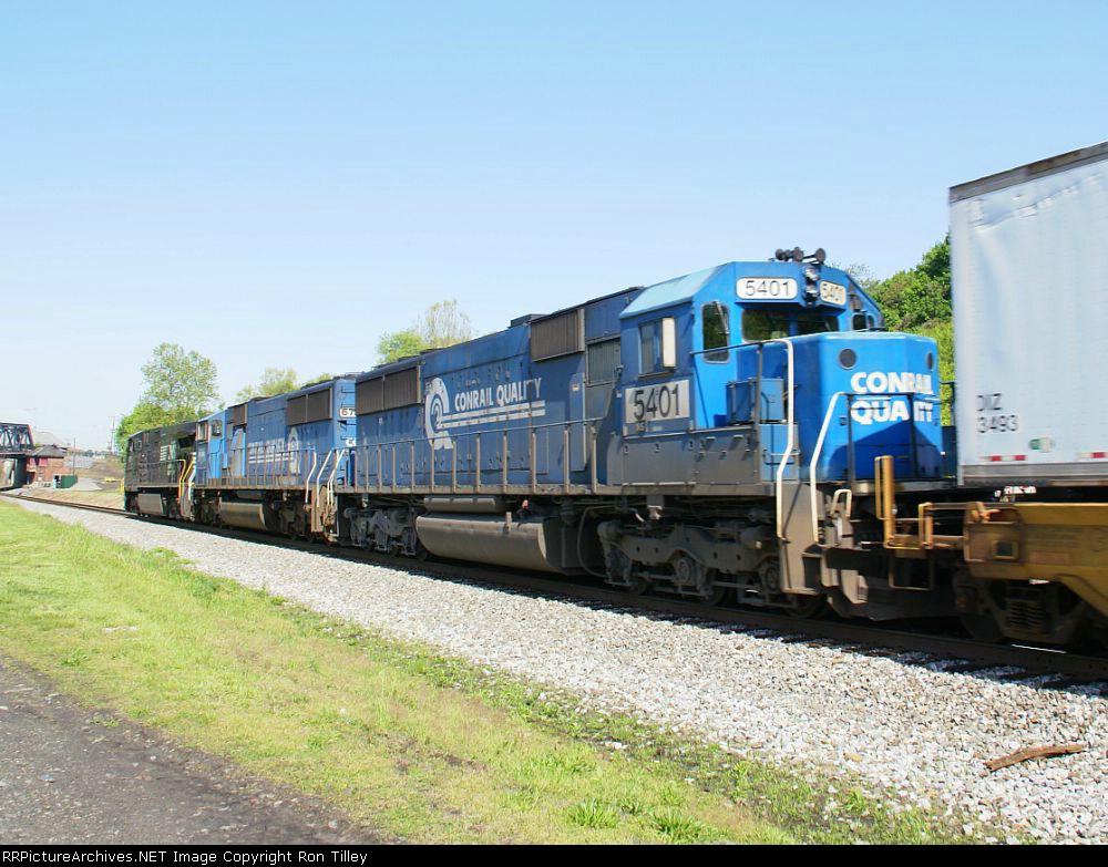 Conrail Blues on 21M