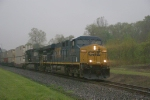 214 with a CSX Leader