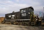 NS 2105 on 18G