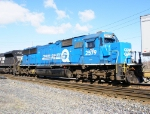 Conrail SD70 on 21M