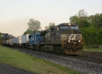 20K with a CR SD50 trailing