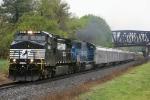 NS 048 Ringling Bros Circus Train