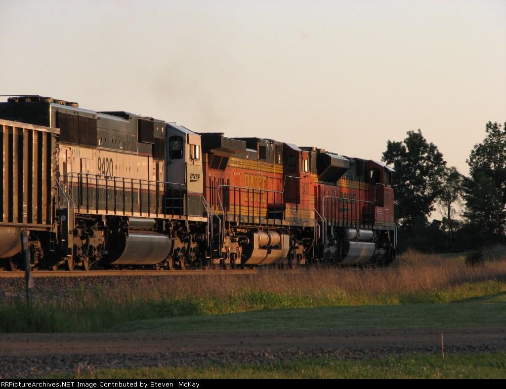 BNSF 5425