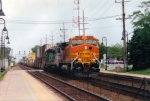 BNSF 4757