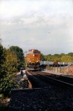 BNSF 4954