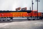 BNSF 9845