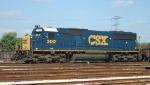 CSX 2482 ex CSX 8651/CR 6720
