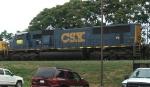 CSX 4510 on Q438