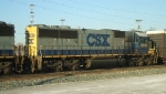 CSX 8518 is now a SD50-2