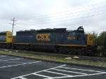 CSX 8974 on CA-11