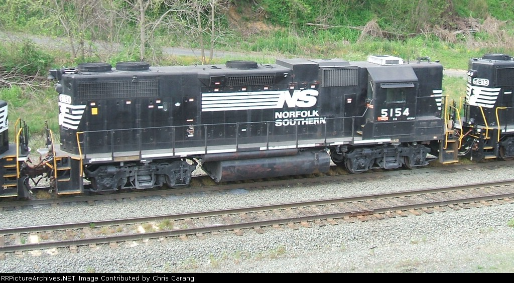 NS 5154 on 34A