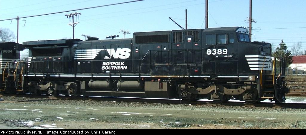 NS 8389 on 12N
