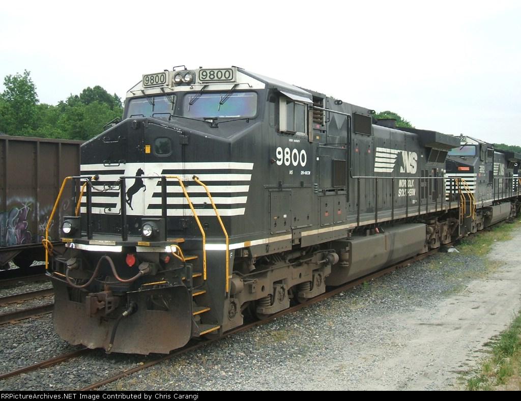 NS 9800 on 506