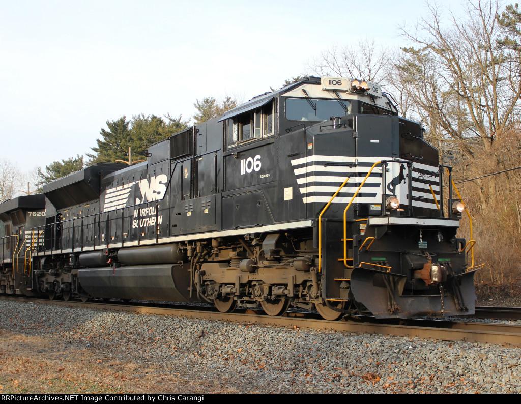 NS 1106 on 36Q