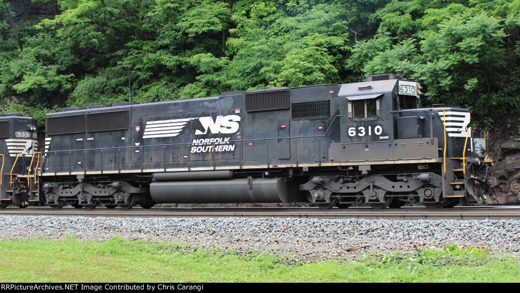 NS 6310 on C91