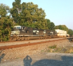 NS 9794 & 2763 lead 21A west