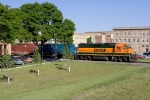 BNSF 2162 (Cass Lake Local)