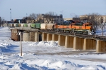 BNSF 2717 (Noyes Local)
