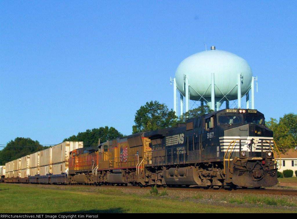 NS 9167 Train 214