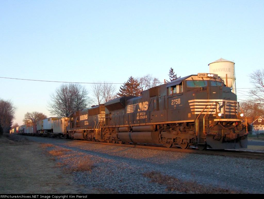NS 2758 I0R