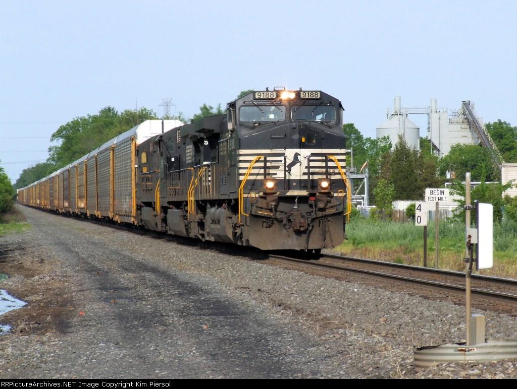NS 9188 Train 212