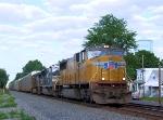UP 4244 NS Train #212