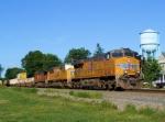 UP 5198 NS Train 214