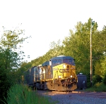 CSX 5368 Q409