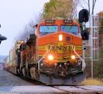 BNSF 4402 NS Train 214