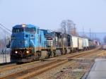CSX (LMS) 7918 NS Train M9G