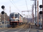 NJT 4007 Train 851