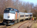 NJT 4127 Train #1025