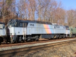 New Jersey Transit E60 #958 (2008)