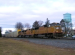 UP 4217 NS Train 212