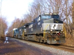 NS 9203 Train 212