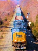 CSX 4579 Q301