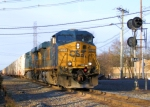 CSX 5335 Q740-28 &quot;Juice Train&quot;
